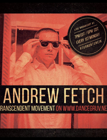 Andrew Fetch Promo Flyer
