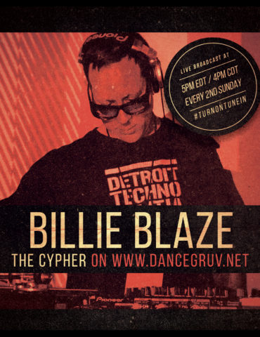 Billie Blaze Promo Flyer