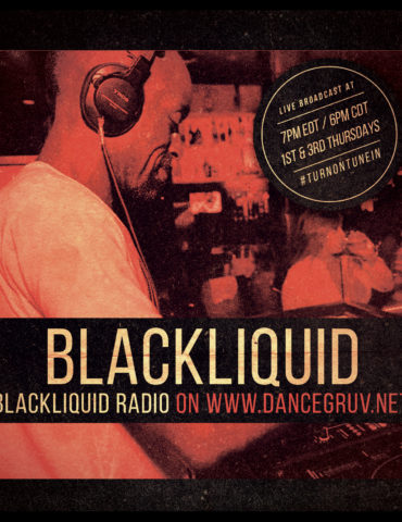 Blackliquid Promo Flyer