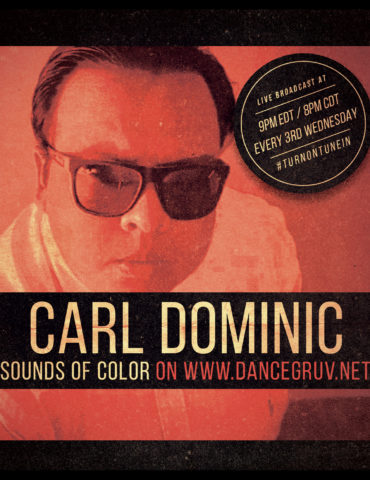 Carl Dominic Promo Flyer