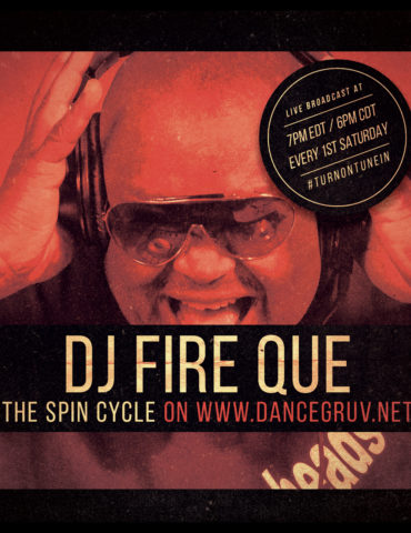 DJ Fire Que Promo Flyer