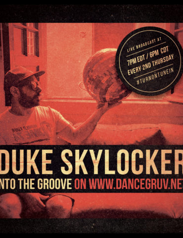 Duke Skylocker Promo Flyer