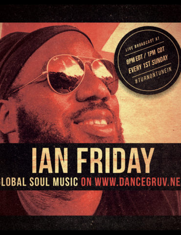 Ian Friday Promo Flyer