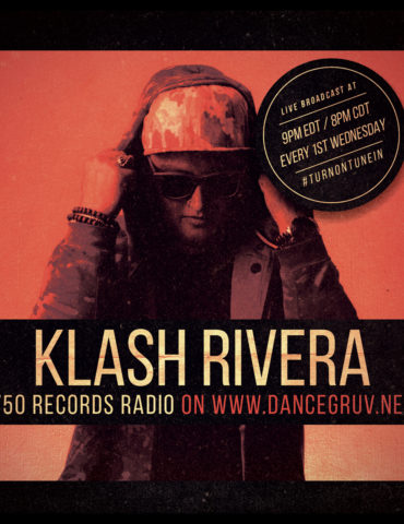 Klash RIvera Promo Flyer