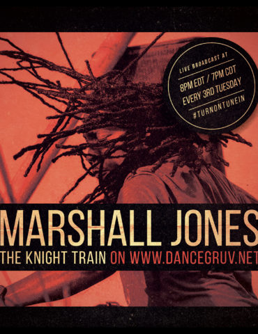Marshall Jones Promo Flyer