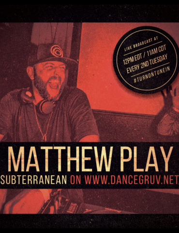 Matthew Play Promo Flyer