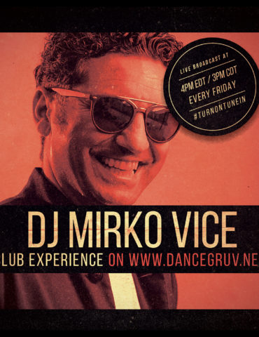 Mirko Vice Promo Flyer