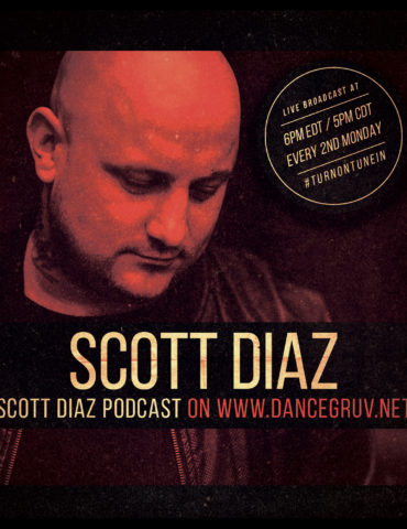 Scott Diaz Promo Flyer