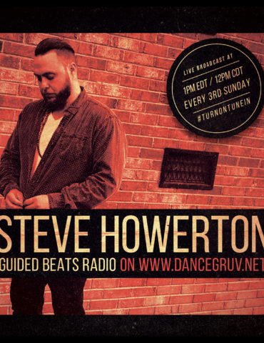 Steve Howerton Promo Flyer